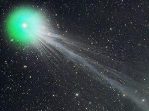 Снимка на кометата C/2014
